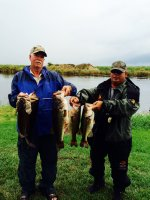 2016-03-19 Larry Cruce with 25.58 at Okeechobee
