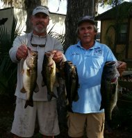 Dwayne and Dave winners 16.41 pounds