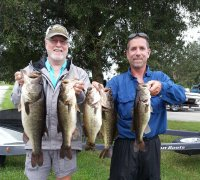 Calloway/Semonski with 20.42 Classic Champs at Poinsett 2015-08-30