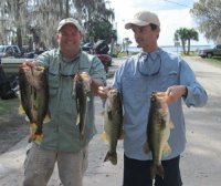 Ciavarella/Hubbard with 1st Place 16.19 at Lake Cypress (2014-02-23)