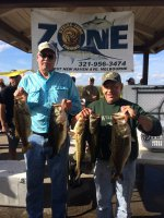 Iler/Cruce With 23-7 for 1st at Strike-Zone Garcia Event 2015-02-07