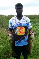 2015-09-27 Buddy Perry with Best of 20.02 for 1st Place at Garcia