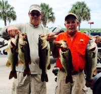 2016-06-26 Haga/Metzler With 21.91 for 1st at Poinsett