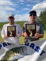 Roger and Aaron Marek 2019-2020 Classic Champions